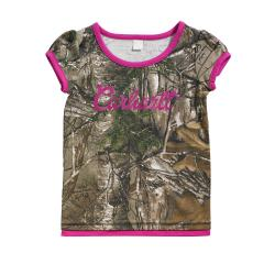 Toddler Girls' Realtree Xtra Tee