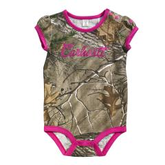 Infant Girls' Realtree Xtra Bodyshirt