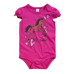 Infant Girls' Horse Bodyshirt