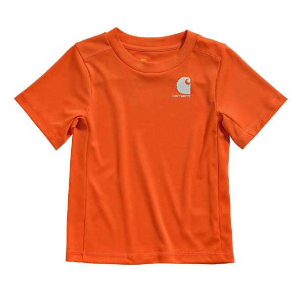 Carhartt Toddler Boys' Performance Logo Tee