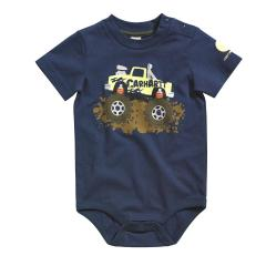 Infant Boys' Monster Truck Bodyshirt