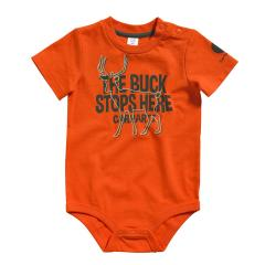 Infant Boys' Buck Stops Here Bodyshirt