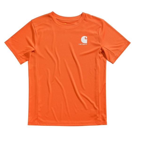 Carhartt Boys' Performance Logo Tee