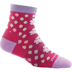 Darn Tough Vermont Women's Flower Power Shorty Light