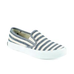 Women's Seaside Breton Stripe
