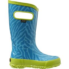 Kids Rainboot Zebra
