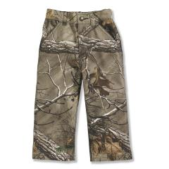 Infant and Toddler Boys' Washed Camo Pant