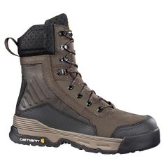 Men's 8 Inch Waterproof Work Boot Composite Toe