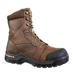 Men's 8 Inch Rugged Flex Waterproof Insulated CSA Boot Composite Toe