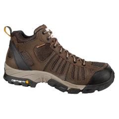 Men's Lightweight Waterproof Work Hiker Non Safety Toe