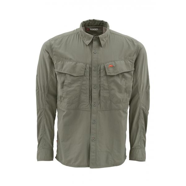 Simms Men's Guide Long Sleeve Shirt