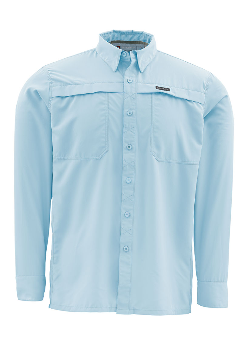Simms Men's Ebbtide Long Sleeve Shirt