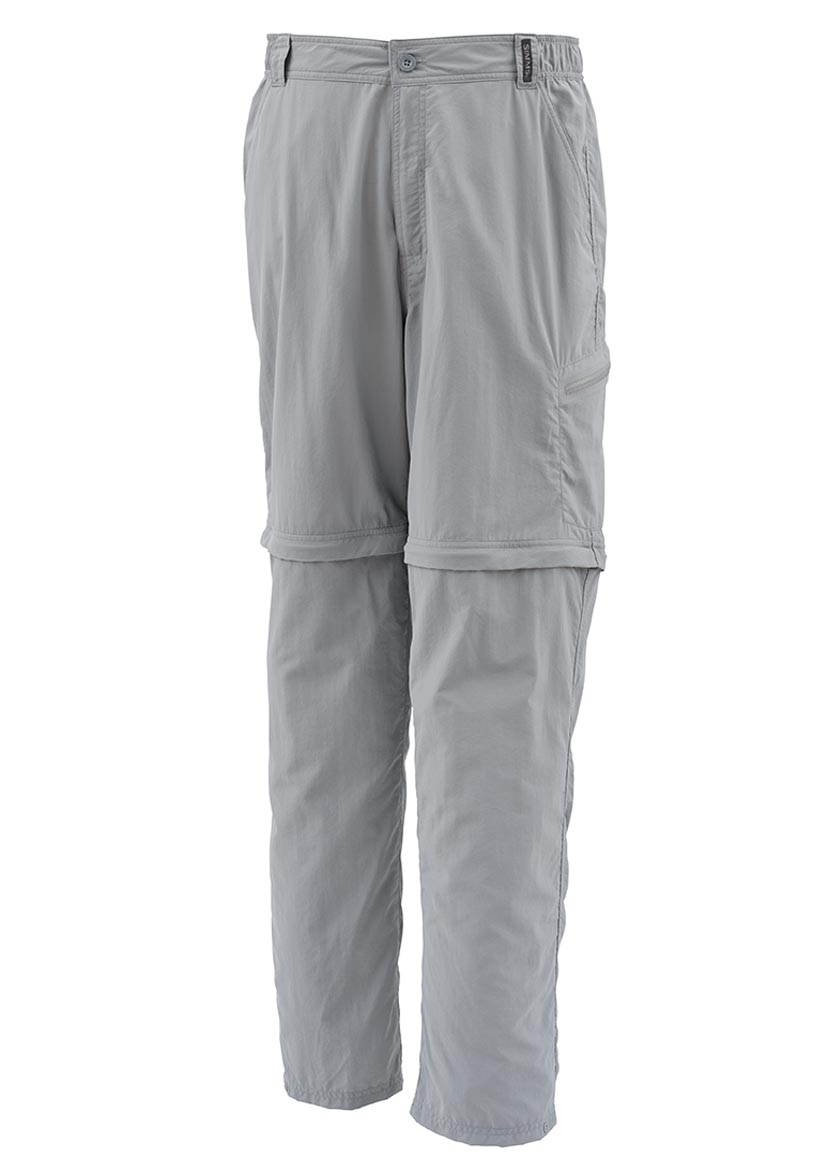 Simms Men's Superlight Zip Off Pant