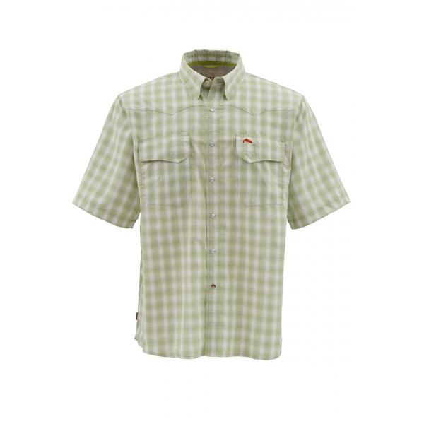 Simms Men's Big Sky Short Sleeve Shirt