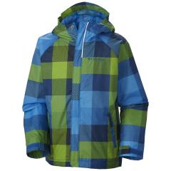 Boys' Fast and Curious Rain Jacket