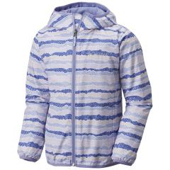 Columbia Girls' Pixel Grabber II Wind Jacket
