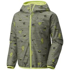 Columbia Boys' Pixel Grabber II Wind Jacket