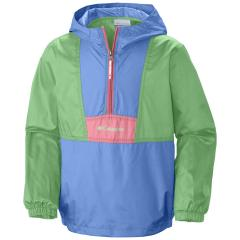 Girls Flashback Windbreaker