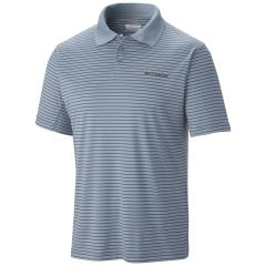 Men's Utilizer Stripe Polo Shirt