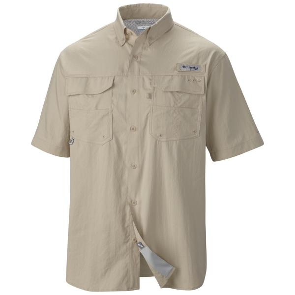 Columbia Men's Blood and Guts III Short Sleeve Woven