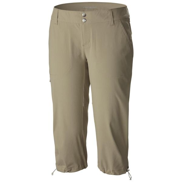 Columbia Women's Saturday Trail II Knee Pant - Extended Sizes
