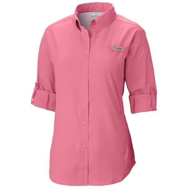 Columbia Women's Tamiami II Long Sleeve Extended Sizes
