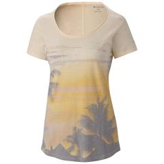 Women's Paradise Scoop Neck Tee
