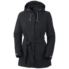 Columbia Women's Pardon My Trench Rain Jacket - Extended Sizes