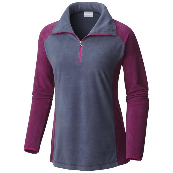 Columbia Women's Glacial Fleece III Half Zip