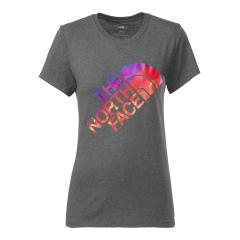 Women's Short Sleeve Blurred Lines Graphic Tee