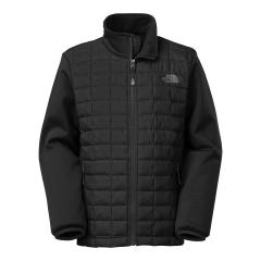 Boys' Thermoball Hybrid Jacket