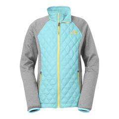 Girls' Thermoball Hybrid Jacket