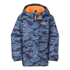Toddler Boys' Print Tailout Rain Jacket