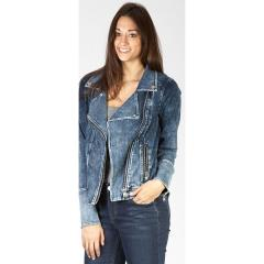 Women's Moto Zip Jacket