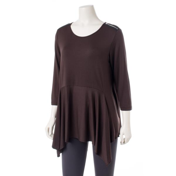 Comfy USA Women's Violet Tunic