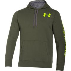 Men's Graphic Rival Cotton Pull Over Hoody