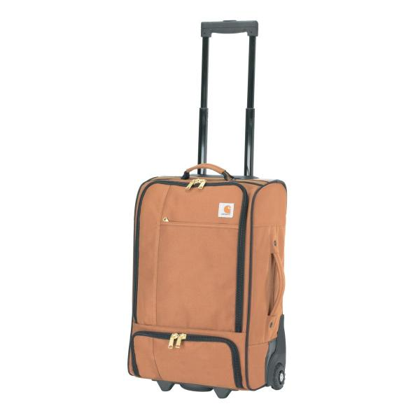 Carhartt Legacy 21 Inch Carry-On Wheeled Gear Traveler