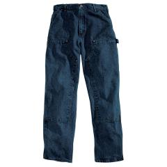 Carhartt Men's Relaxed Fit Double Front Washed Logger
