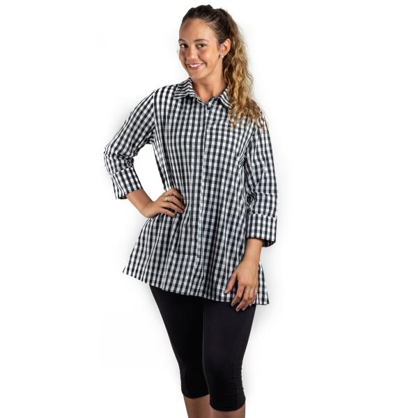 Comfy USA Women's Claire Shirt Print