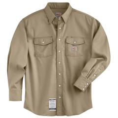 Men's Flame Resistant Snap Front Shirt