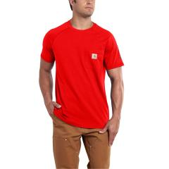 Men's Force Cotton Short-Sleeve T-Shirt - Discontinued Pricing