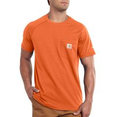 Men's Force Cotton Short-Sleeve T-Shirt - Past Season