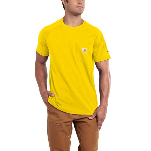 Carhartt Men's Force Cotton Short-Sleeve T-Shirt - Discontinued Pricing