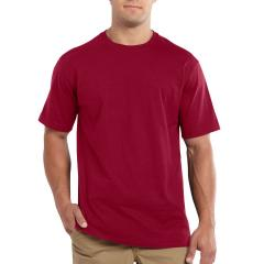 Carhartt Men's Maddock Non-Pocket Short-Sleeve T-Shirt - Discontinued Pricing