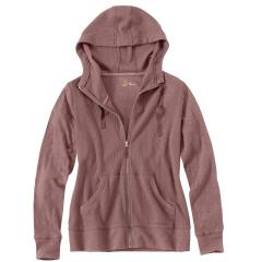 Women's Hayward Zip Front Hoodie - Discontinued Pricing · Carhartt