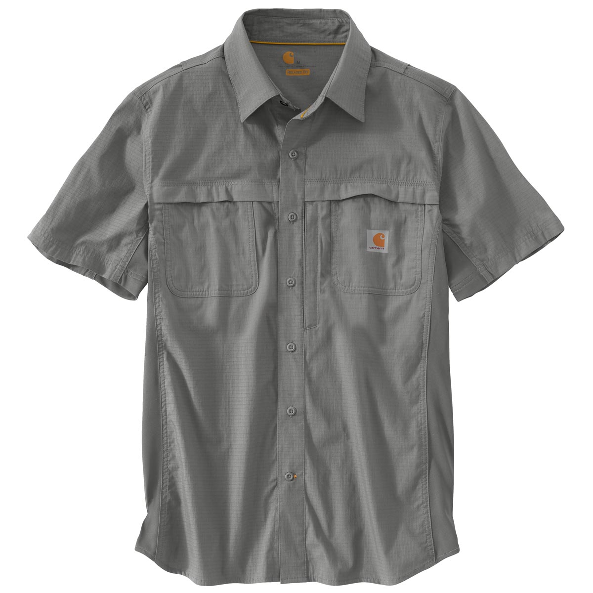 Carhartt Men's Force Rugged Flex Mandan Short Sleeve Shirt