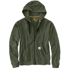 Men's Force Cotton Delmont Zip-Front Hoodie