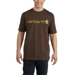 Carhartt Men's Workwear Graphic Camo Short Sleeve T-Shirt