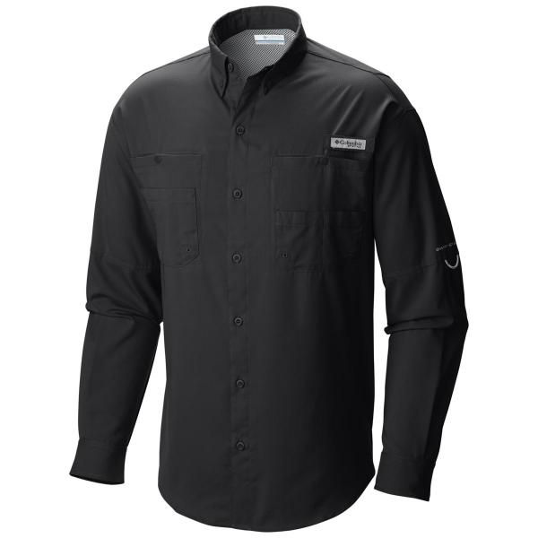 Columbia Men's PFG Tamiamai II Long Sleeve Shirt - Tall