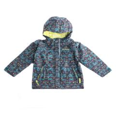 Toddler's Fast and Curious Rain Jacket